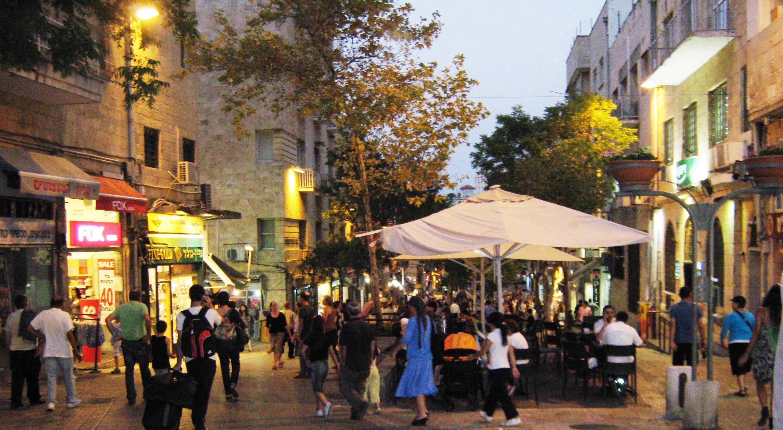 Summer Nights in Jerusalem – The Real Jerusalem Streets