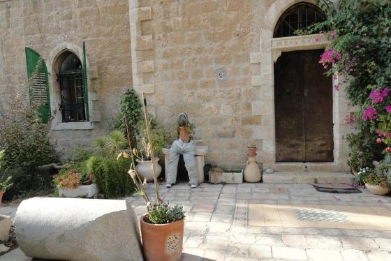 Jerusalem garden image,