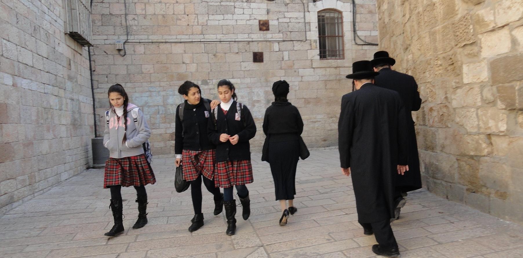 Israel school girl nude remarkable, rather
