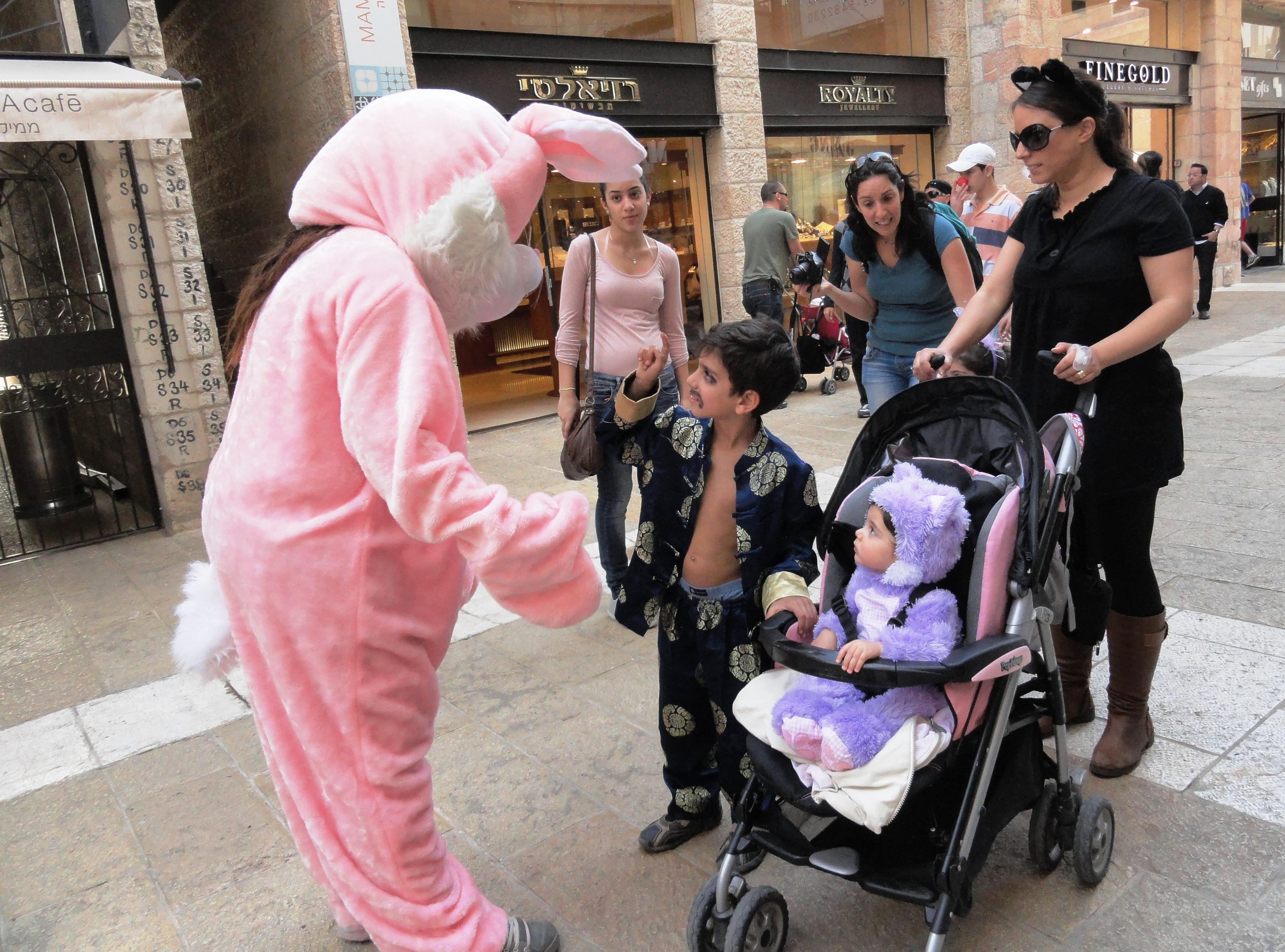 """bunny costume"""