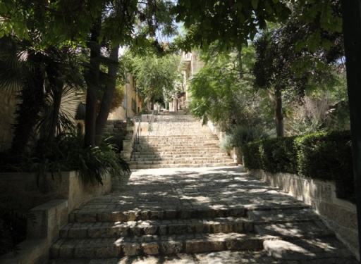 """picture stairs Jerusalem"",""photo Yemin Moshe"",image Jerusalem steps"""