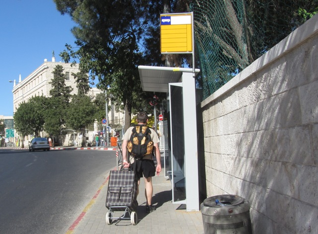 """picture new bus stop"",""Jerusalem bus photo"" , ""image bus stop Jerusalem"""