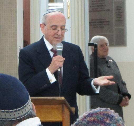 Rabbi Haskel Lookstein