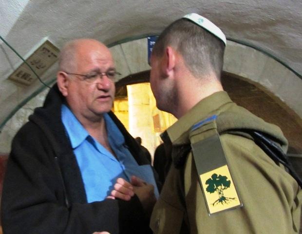 Golani soldier, Golani emblem image