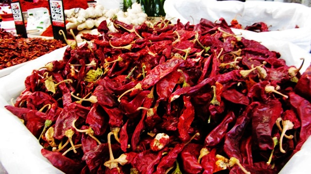 dried chilli image