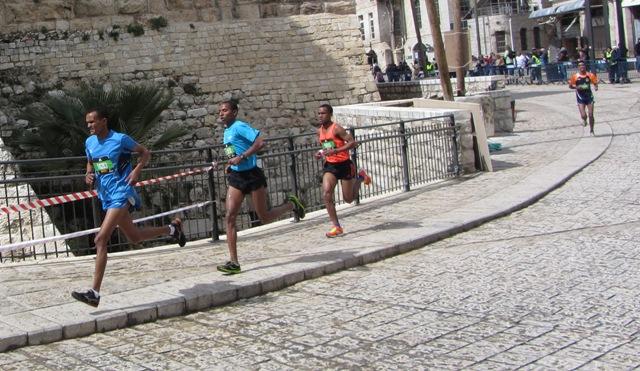 """""""10 kilometer runner"""" """"runners'"""