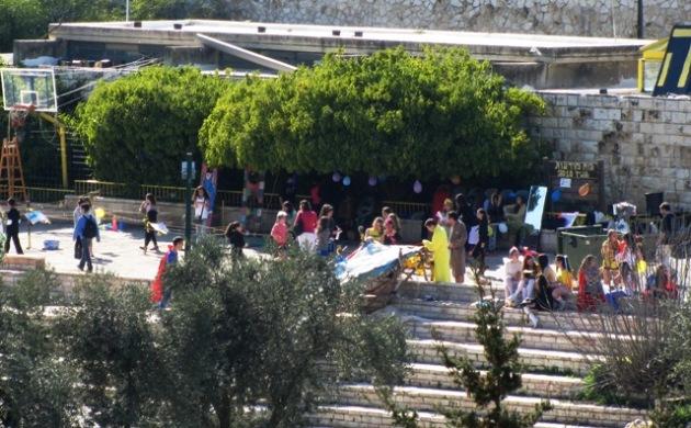 Image Purim party
