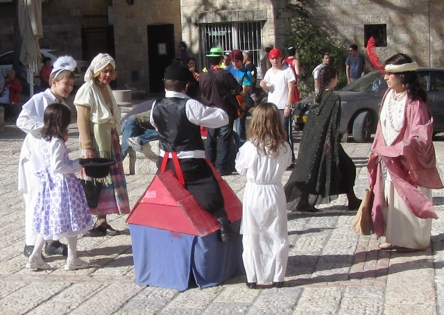 """""""Purim costume"""""""