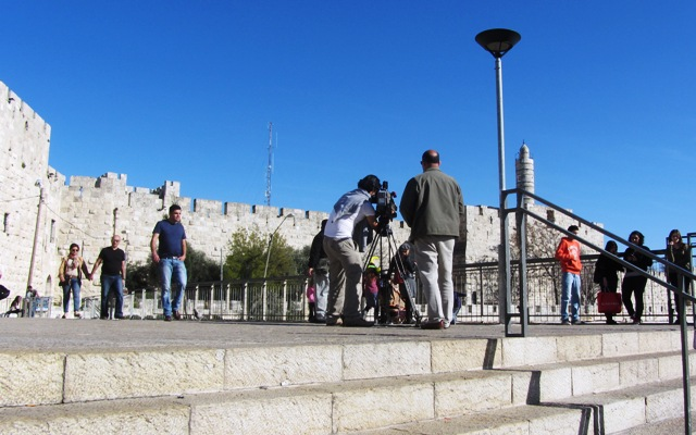 """walls of the Old City """"photographer"""""""