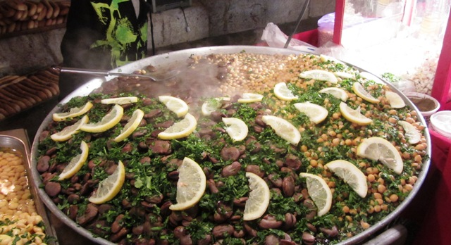 """""""Arab food photo"""", """"picture of Fava beans"""","""