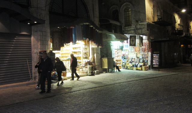 """picture Old City"",""photo Jerusalem Old City"", image Old City night"