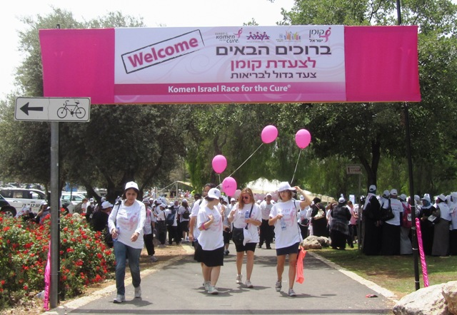 """""""photo Komen March"""",""""picture March for Cure"""", """"image sign"""""""