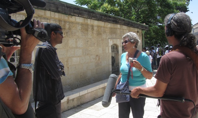 """photo Jerusalem"",""image J Street"",""picture interview"""