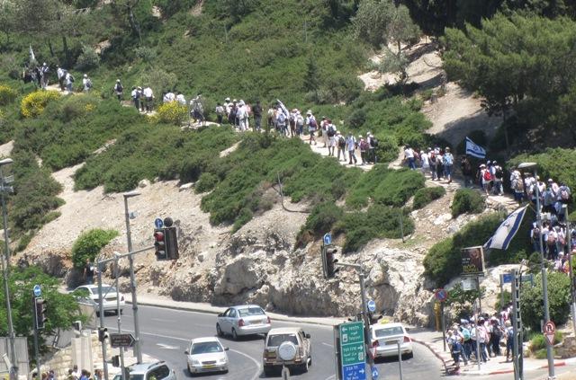 """""""photo Jerusalem"""", """"image J Street"""", """"picture Jerusalem Day"""""""