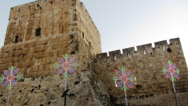 """picture Tower of David"", ""photo Migdal David"", ""image Jerusalem"""
