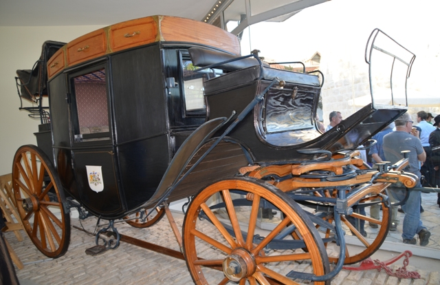 Montefiore carriage