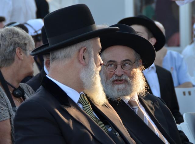 Jerusalem Windmill, Chief Rabbi