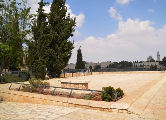 Plaza Jerusalem