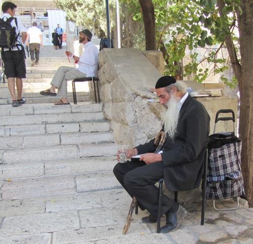 beggar, Old City