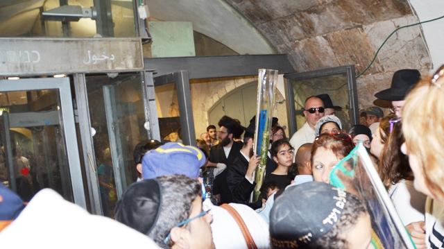 Jerusalem riots