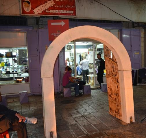 Barber shop Old city