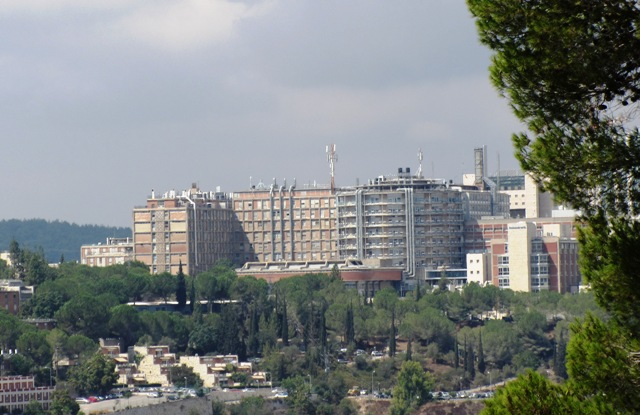 Hadassah Hospital Jerusalem
