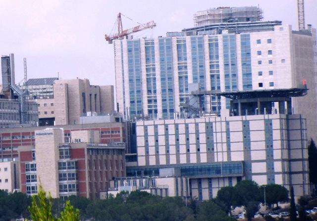 Hadassah new building