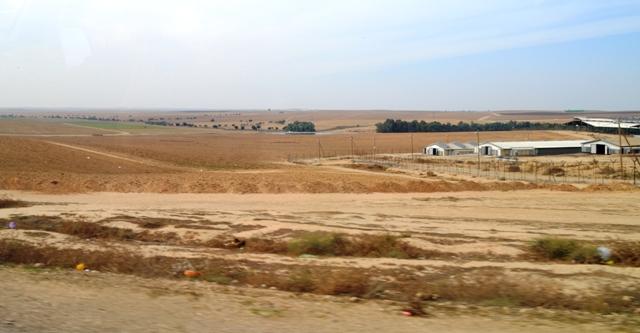 near Gaza border