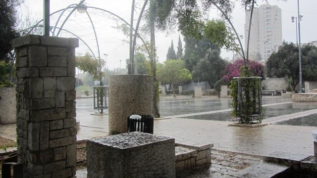 Bell Park, J Streets, Jerusalem photography tour