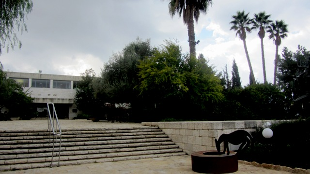 Van Leer Institute , Jerusalem photography