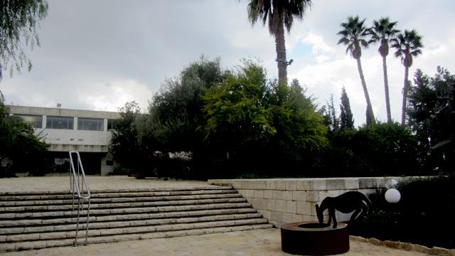 Van Leer Institute , Jerusalem photography