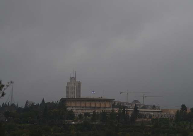 stotm Jerusalem, wind photo