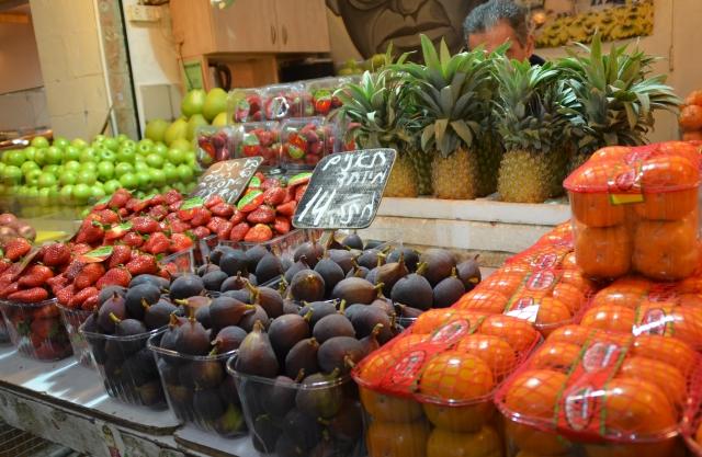 shuk, market, Machane Yehuda photo