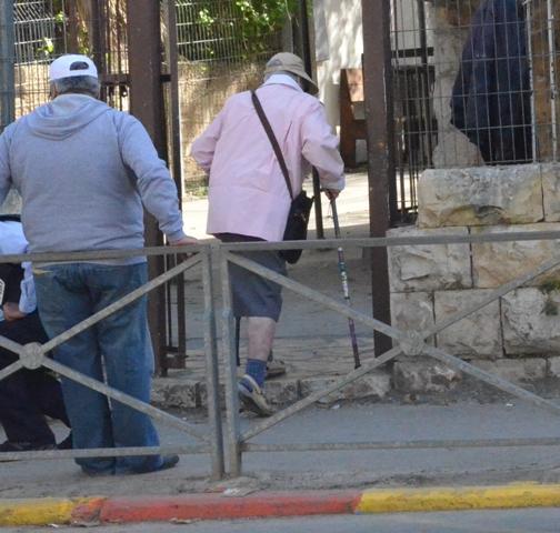 Israeli election photo