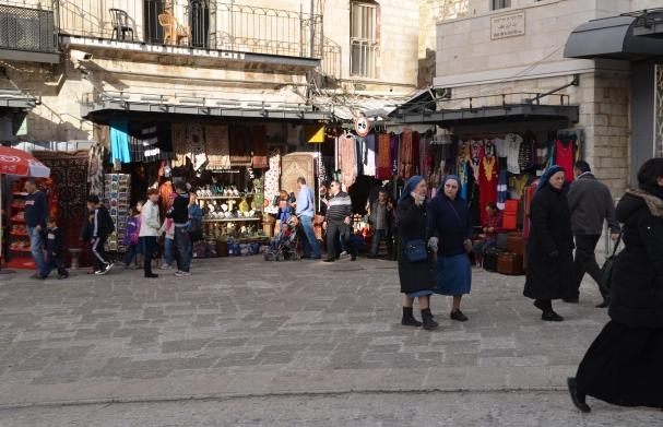 Old City Jerusalem photo