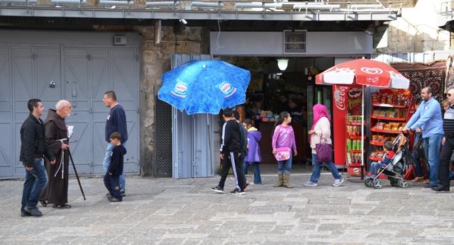 oldl city Jerusalem photo