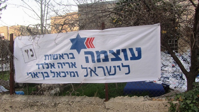 election sign photo