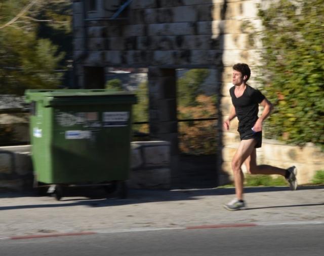 Jerusalem marathon picture