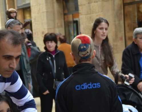 Purim photo, Jerusalem photo
