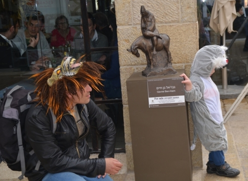 costumes purim.