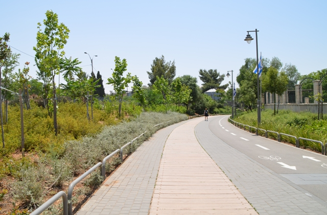photo Jerusalem path
