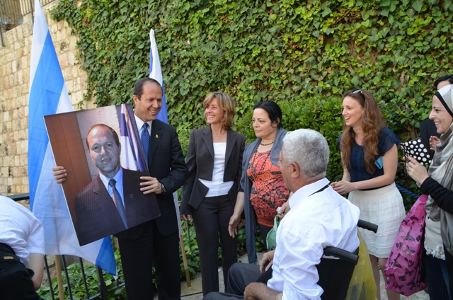 Nir Barkat photo