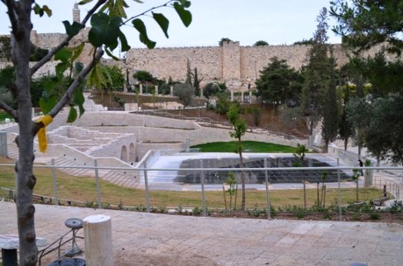 new park Jerusalem