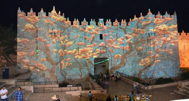 image of Damascus Gate, Shari Shechem