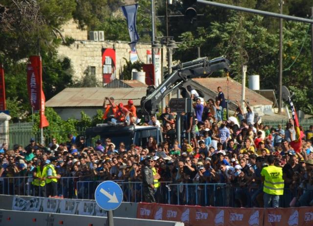 Formula Jerusalem race
