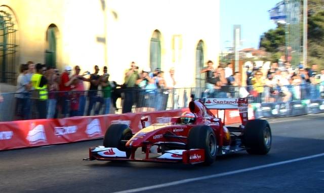 Jerusalem Formula Peace road show
