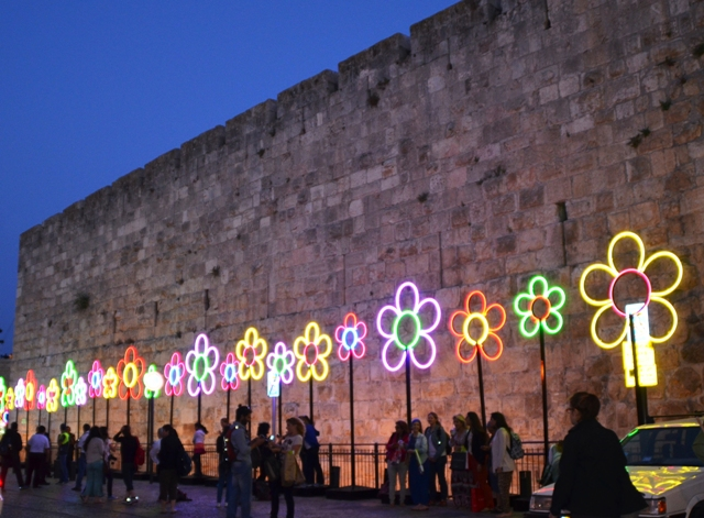 image from Jerusalem Lights