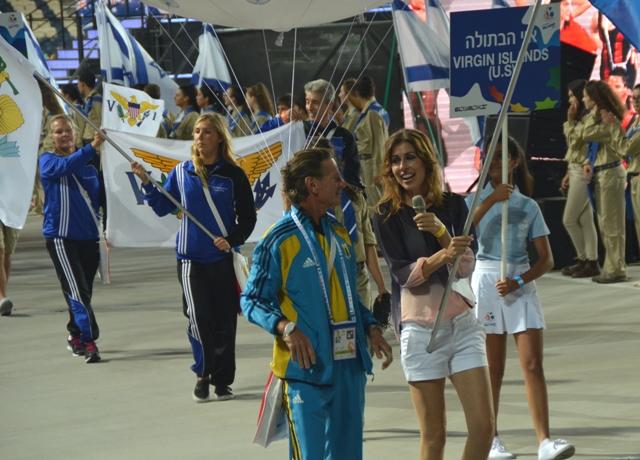 opening Maccabia