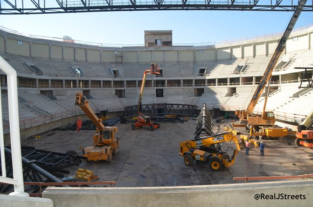 New sorts arena Jerusalem