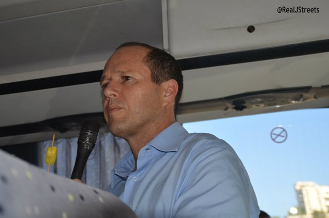 Jerusalem Mayor Nir Barkat photo,